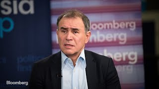 Roubini Warns About a Looming Credit Crisis, Sees 'Rolling' Global Recession