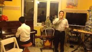 Điều giản dị - Phú Quang- Đêm Văn Nghệ Bạn Bè tại Budapest