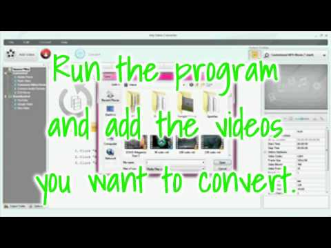 Sony Vegas Tutorial//How to Convert Video Files to Work in Sony Vegas