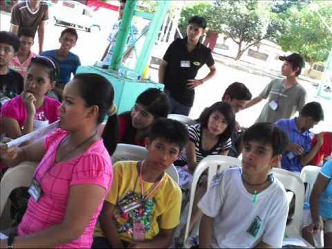 youth camp Bulaon 2010