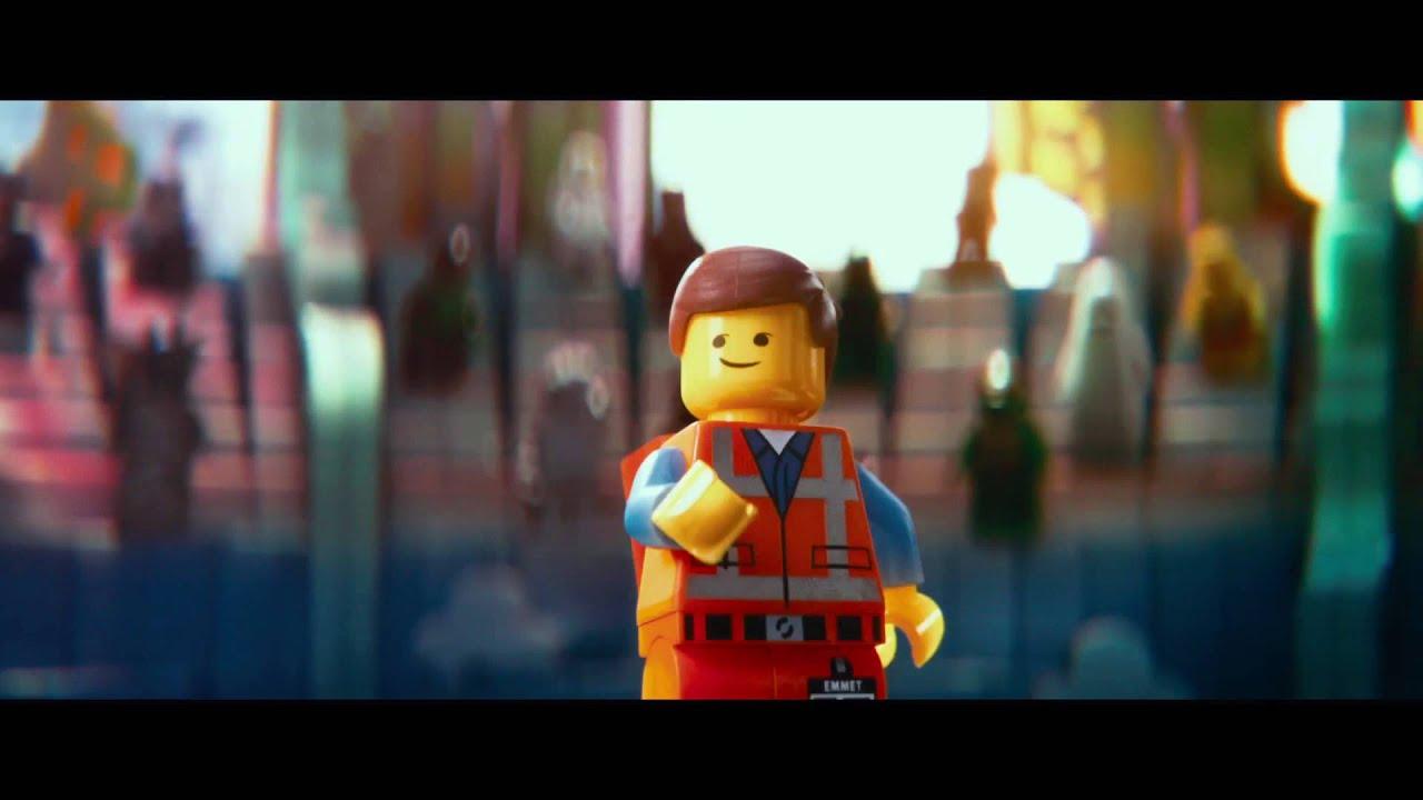 LEGO Movie - oficiální trailer k filmu LEGO Příběh