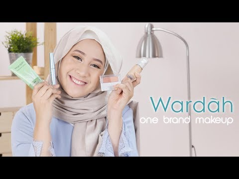 wardah-one-brand-tutorial-|-make-up-lebaran-natural-dengan-brand-lokal