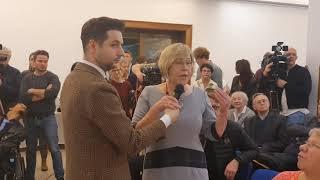 MOCNE! OBEJRZYJ! Kurator oświaty Barbara Nowak do działaczy LGBT!