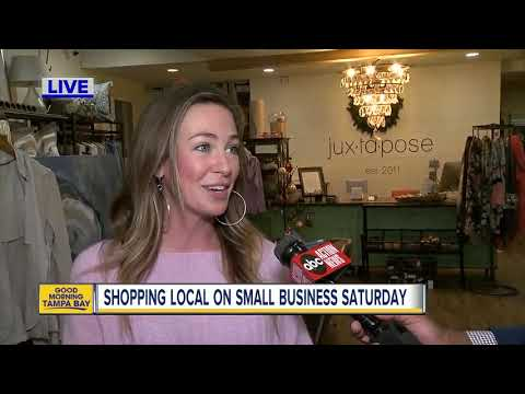 Small Business Saturday, what you need to know
