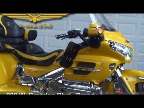 2003 Honda Goldwing Trike California Sidecar Kit
