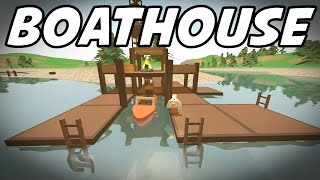 "UNTURNED - E32 ""Boathouse!"" (Role-Play Playthrough 1080p)"