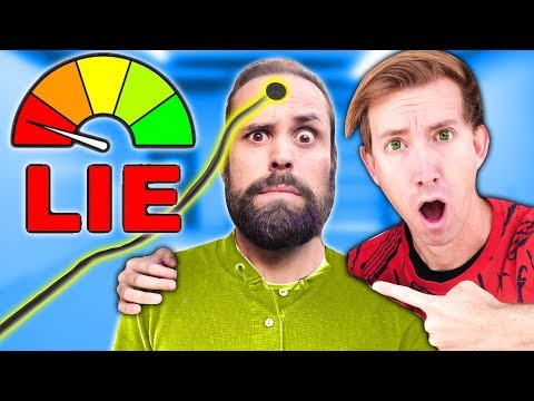 IS MY BEST FRIEND A LIAR? Lie Detector Test on Justin 24 Hour Challenge To Learn if He is Hacker PZ9