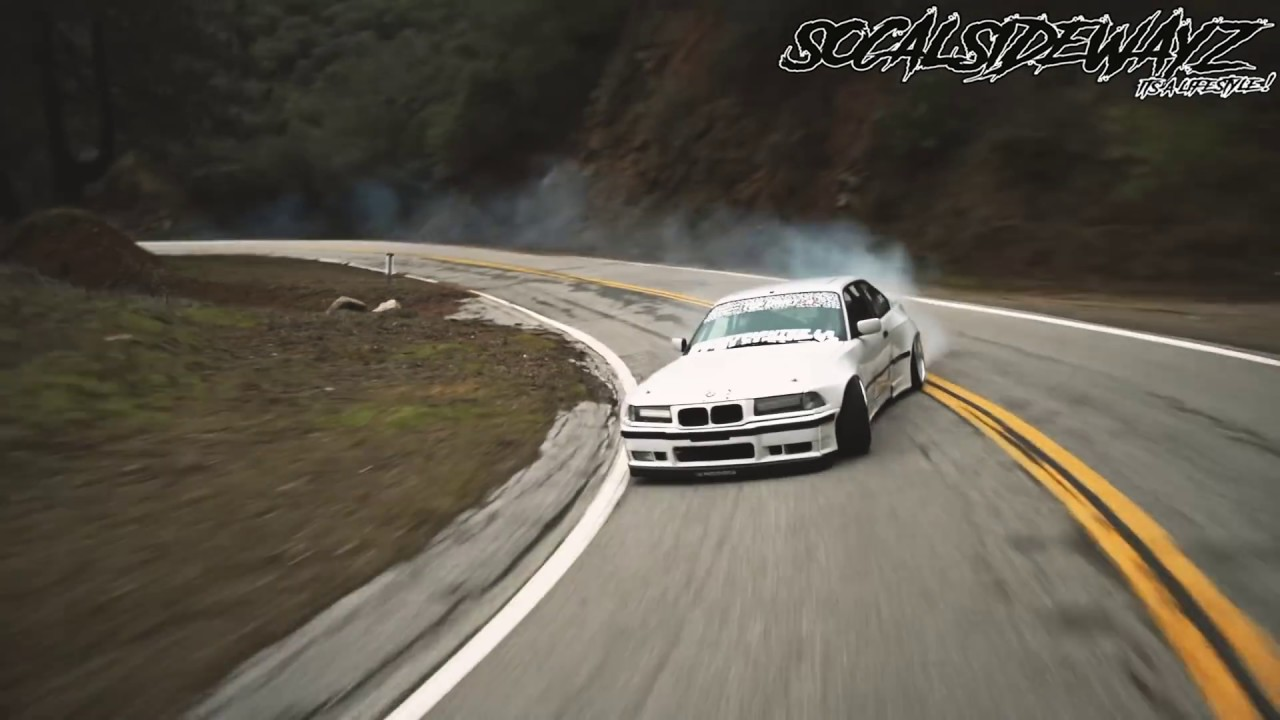 bmw e36 mountain drifting youtube. Black Bedroom Furniture Sets. Home Design Ideas