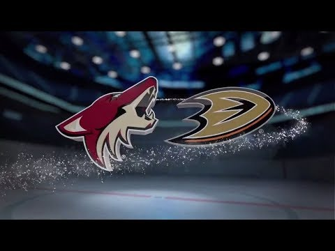 Arizona Coyotes vs Anaheim Ducks - October 5, 2017 | Game Highlights | NHL 2017/18. Обзор матча.