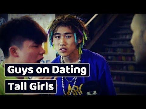 Would guys date girls taller than them? 키 큰 여자