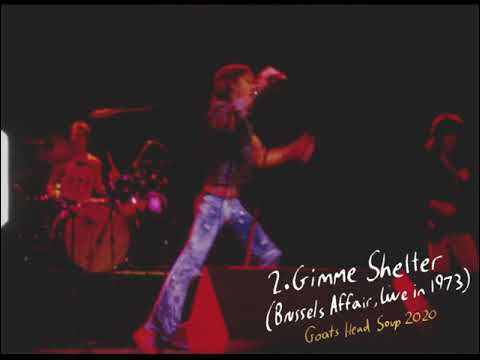 Download The Rolling Stones   Gimme Shelter (Brussels Affair, Live in 1973)   GHS2020