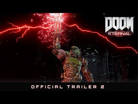 DOOM Eternal - オフィシャル ゲームプレイ トレイラー 2