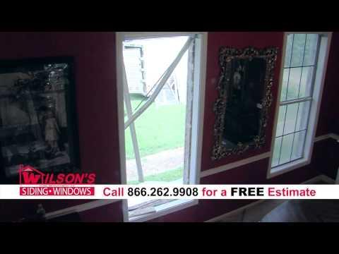 Wilson's Home Improvement Window Installation Protocol