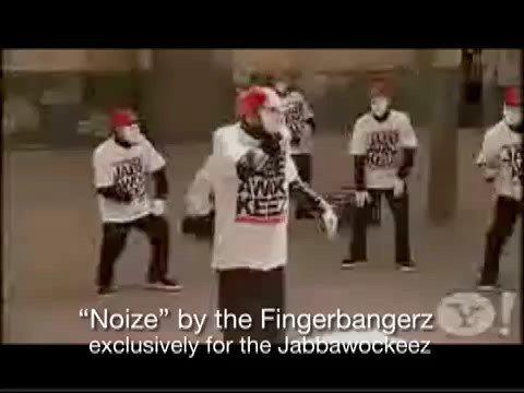 Jabbawockeez Music by the FingerBangerz