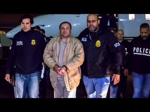 Opening statements in 'El Chapo' trial start