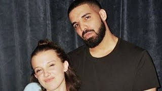Millie Bobby Brown DEFENDS Friendship With Drake After Being Criticized