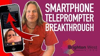How to Turn Your Smartphone into a Teleprompter