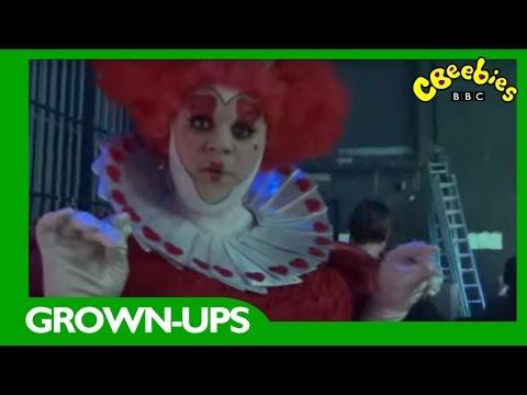 CBeebies GrownUps: Alice in Wonderland  Showtime