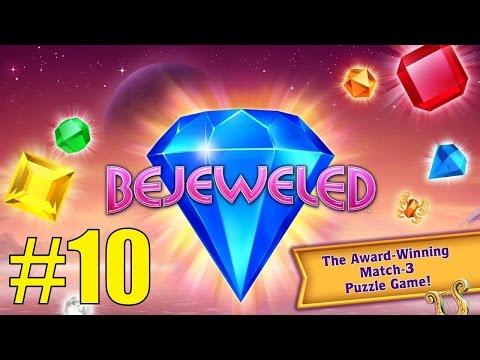 Прохождение игры Bejeweled 3 - Quest 6 [Steam] Финал