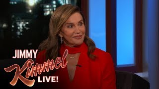 Caitlyn Jenner Reveals 'Dude Looks Like a Lady' Was Her Anthem