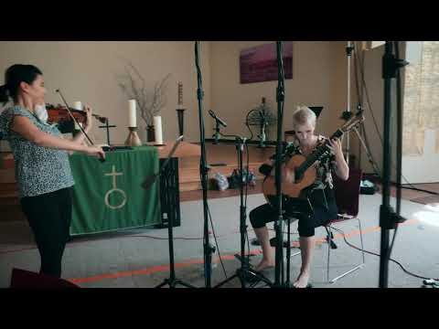 "Piazzolla ""Concert d'aujourd'hui"" from Histoire du tango - Karen Gomyo and Stephanie Jones"