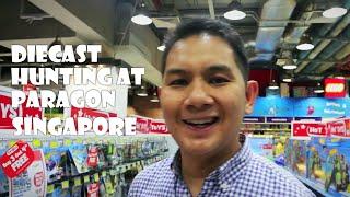 Diecast Vlog Ep 5 - DIECAST HUNTING di Toys R Us Singapore Paragon