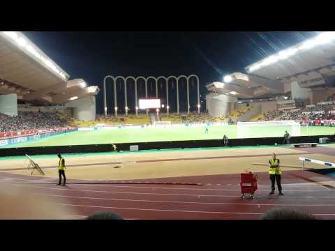 Monaco-Lille/Stade Louis II AMAZING!!!