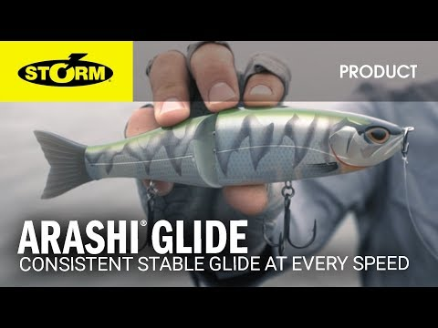 New Arashi® Glide Bait | Storm