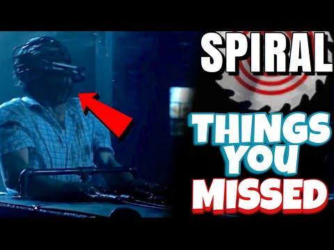 12 Things You Missed In Spiral From The Book Of Saw Trailer