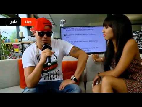 Kay One Spricht über Bushido interview bei Joiz TV Part.1