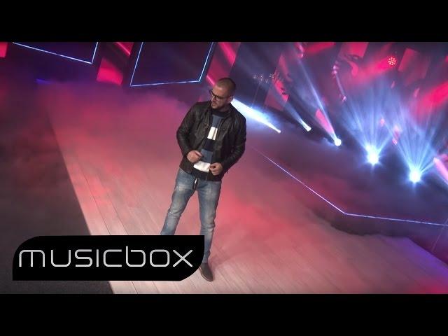Gold AG - Fjala e zemrës - MusicBOX 2017