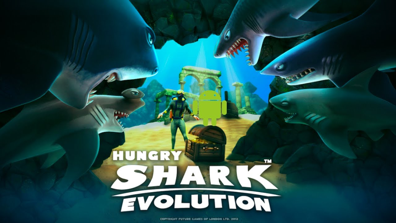 Download Hungry Shark Evolution on PC with BlueStacks