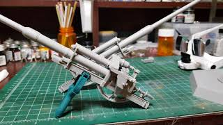 12.8 cm FLAK 40 Zwilling/Back to the 50's