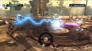 Star Wars : LE POUVOIR DE LA FORCE   Walkthrough Episode 2   Raxus Prime
