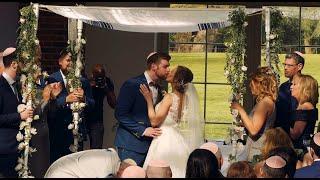 JewIsh Wedding Ceremony ♥ Shelley & Chris