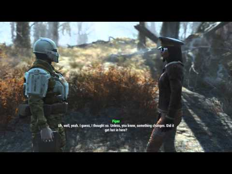 My love life summed up in 15 seconds from Fallout 4