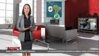 ECONOMÍA: BRASIL & MÉXICO