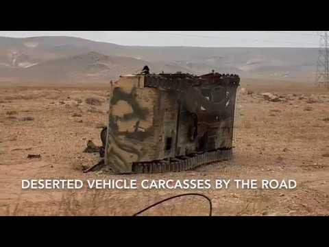 The Road To Aleppo: Samara's Visit to Syria