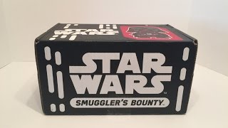 Gambar cover Daily Superhero: Funko Star Wars Smuggler's Bounty Death Star Sept. 2016 Unboxing