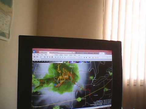 Severe weather in Metro Detroit: Thunderstorm watch cancelled