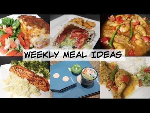 What I Ate For A Week| Zeinah Nur