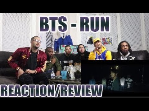 [MV] BTS(방탄소년단) _ RUN REACTION/REVIEW
