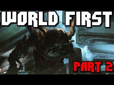 World First King's Fall Full Raid Part 2