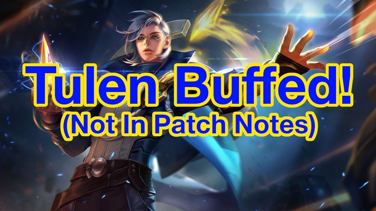 [Arena of Valor] Tulen Received a Stealth Buff Too!