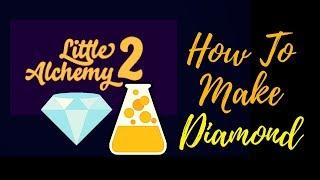 Little Alchemy 2-How To Make Diamond Cheats & Hints