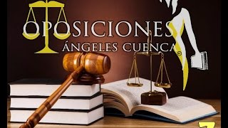 Oposiciones a Justicia
