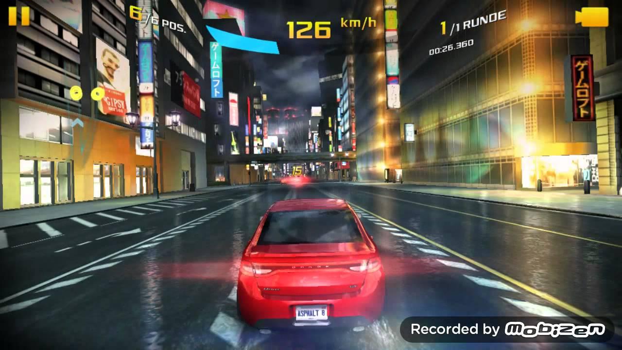 Asphalt 8 part 1 wir sind so schnell!!