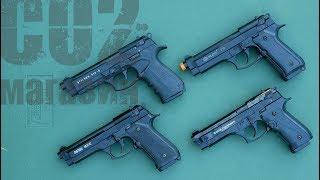Beretta 92 Blow F92, Retay Mod.92, Stalker 918-S, Ekol Firat Magnum