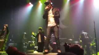 Usual Suspects - Hollywood Undead (Live @ Gramercy Theatre NYC 3/11/15)