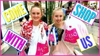 COME SHOPPING WITH ME FOR SLIME SUPPLIES And More! - Millie And Chloe DIY